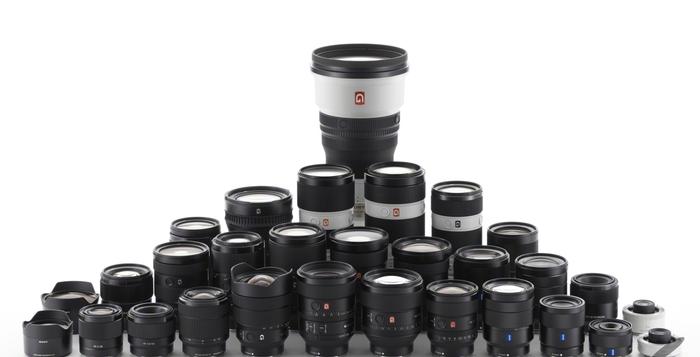 索尼FE 24mm F1.4 GM