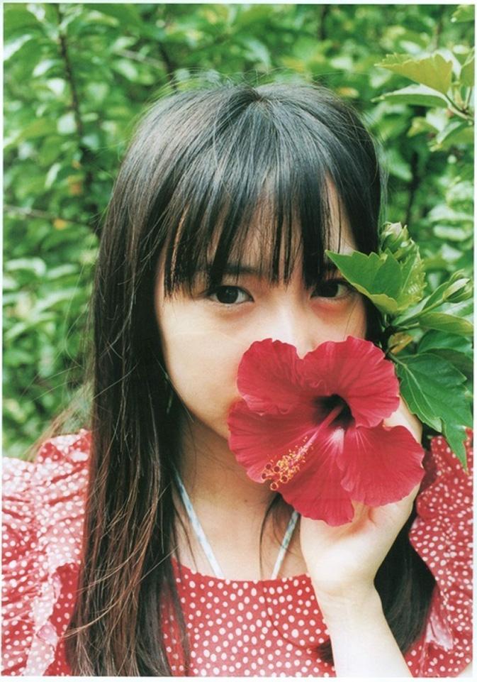 奥仲麻琴×川島小鳥 少女总是满满的夏天味道