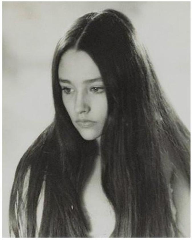 奥丽维娅·赫西:最美朱丽叶