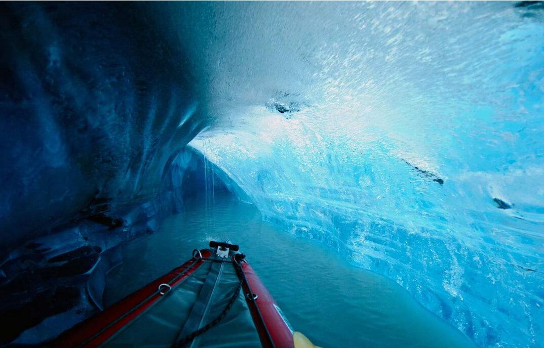 十月一出行万年冰洞