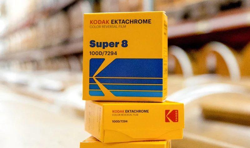 """""""胶卷之父""""柯达宣布发售Ektachrome 系列胶卷"""