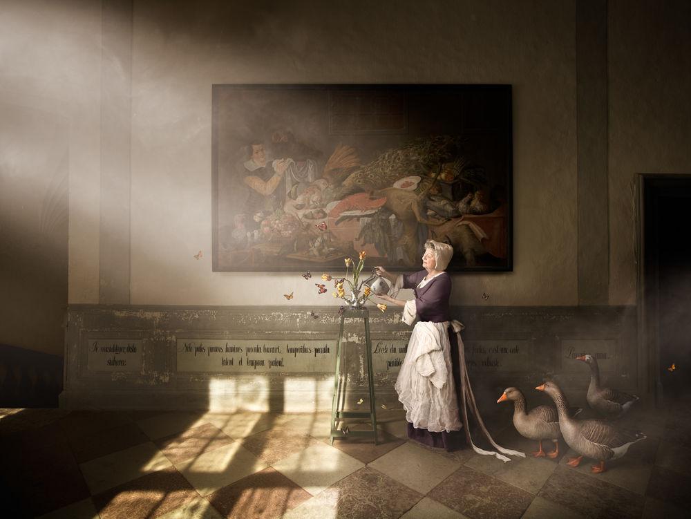 Alexia Sinclair 尘封350年的古堡童话