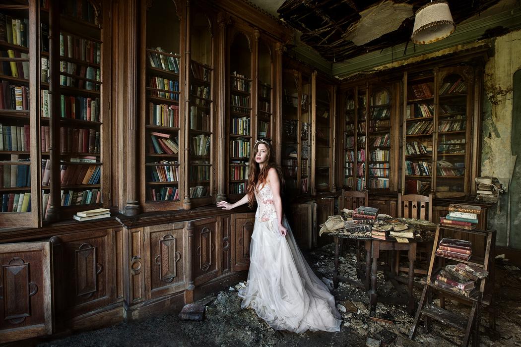 Rebecca Litchfield与她的奇幻废墟之旅