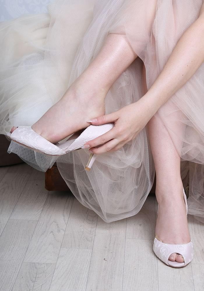 潍坊婚纱摄影最佳新娘鞋款式