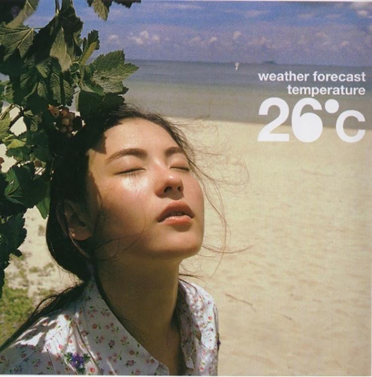 张柏芝×《任何天气》