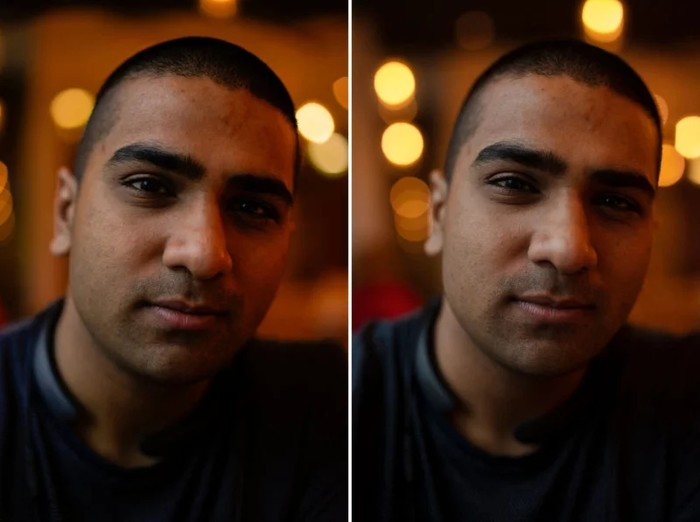 相机索尼A7R3和佳能EOS 5DSR人像色彩对比