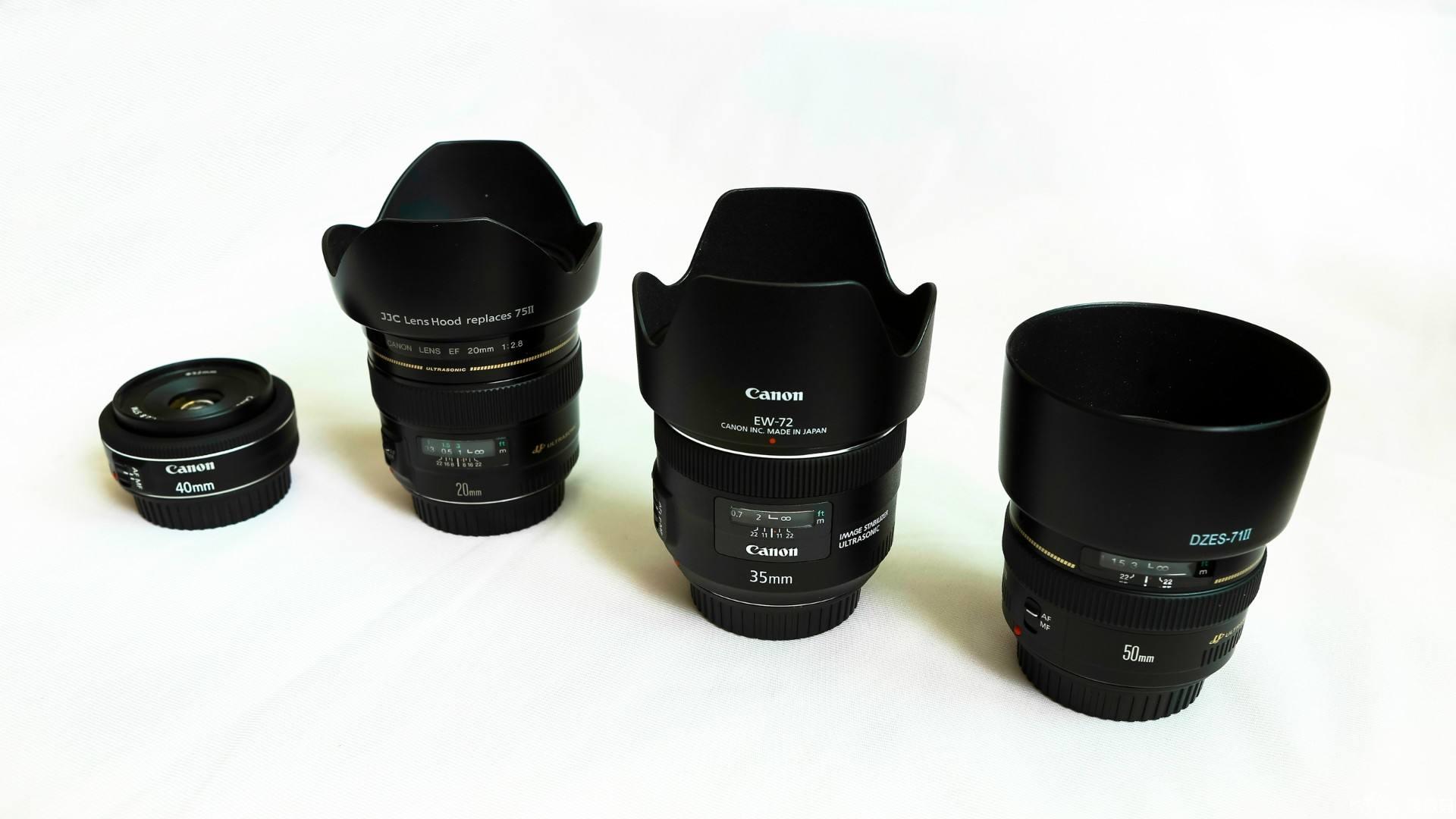 婚礼摄影师常用器材