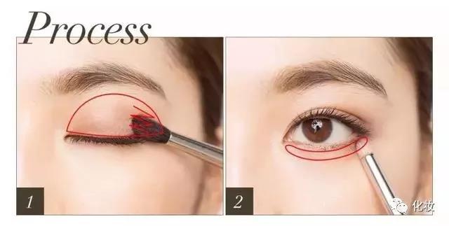 秋季4种眼影风格推荐
