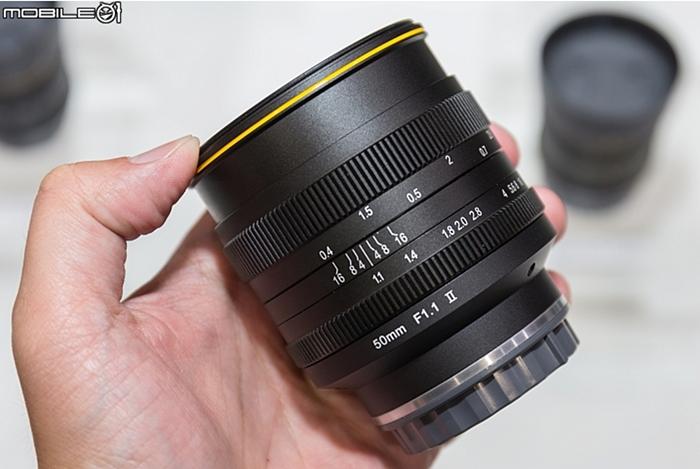 Kamlan 50mm f/1.1 II搭配索尼A7R3效果