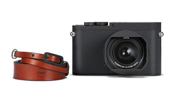 徕卡新款限量版相机徕卡Q-P即将于十月份发布