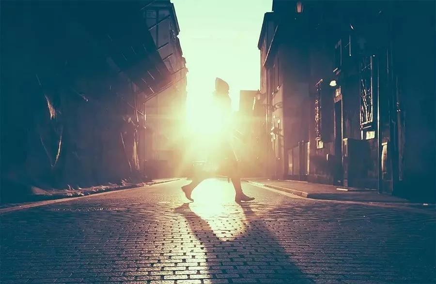 街头摄影,过程本身就很让人快乐