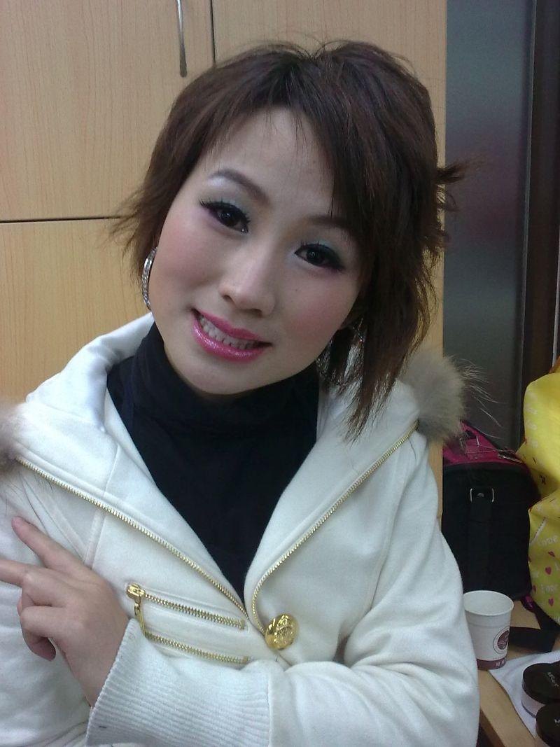 张丽求职上海化妆师