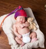 满月宝宝 百天的