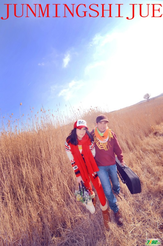 第11张 摄影师郝俊明 婚纱摄影客片展示