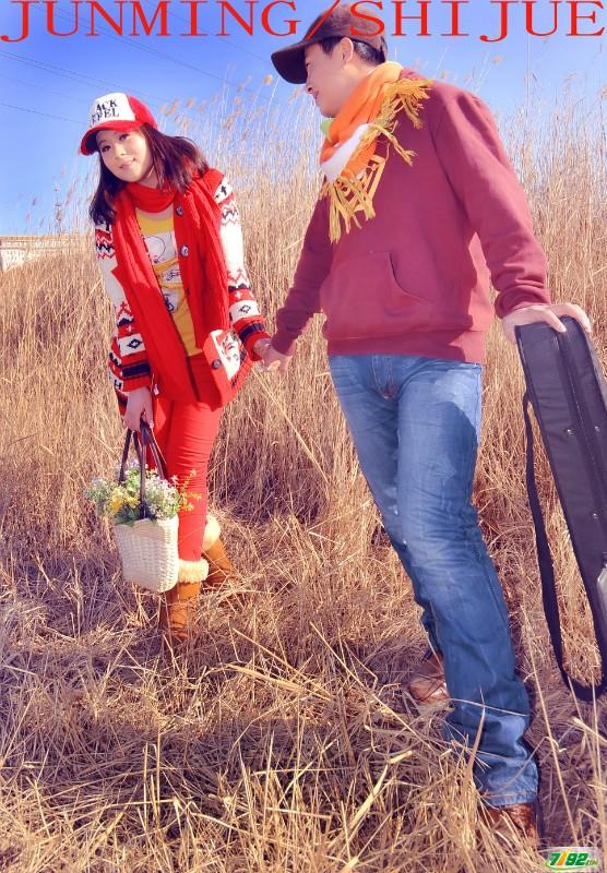 第10张 摄影师郝俊明 婚纱摄影客片展示