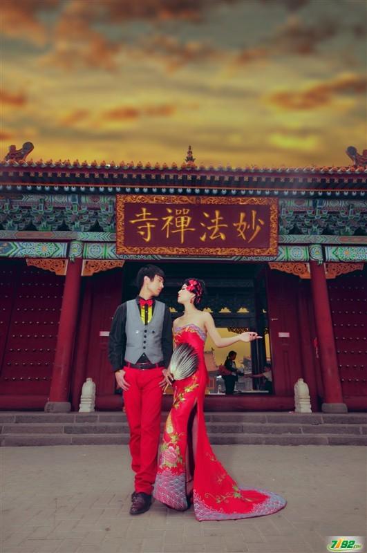 第8张 摄影师郝俊明 婚纱摄影客片展示