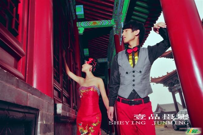第7张 摄影师郝俊明 婚纱摄影客片展示
