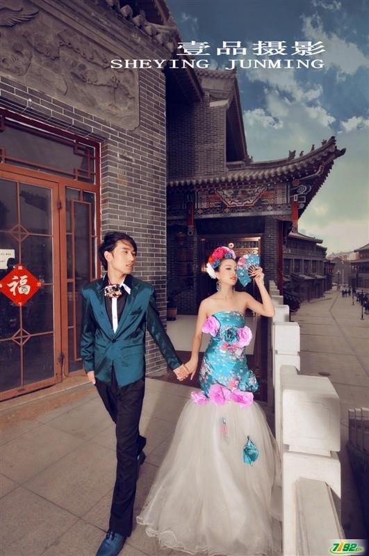 第5张 摄影师郝俊明 婚纱摄影客片展示