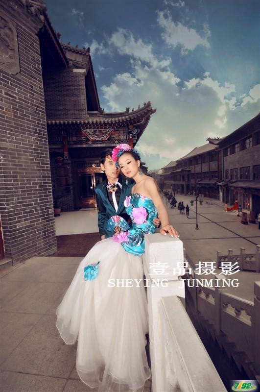 第4张 摄影师郝俊明 婚纱摄影客片展示