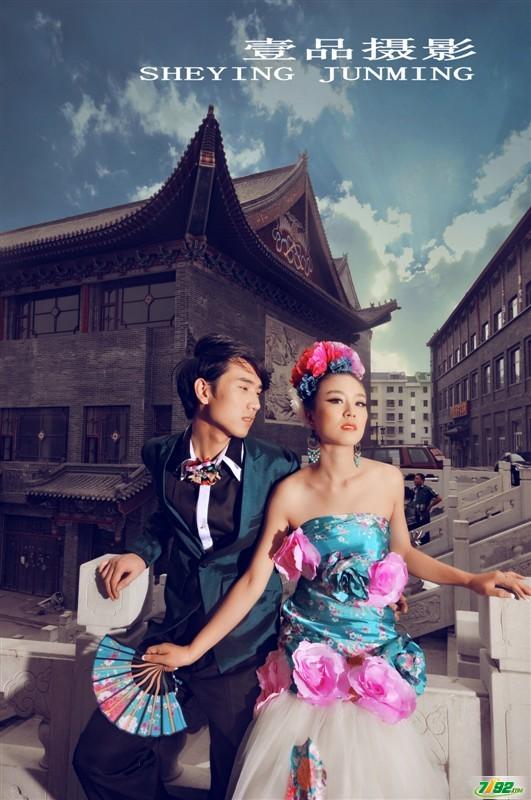 第3张 摄影师郝俊明 婚纱摄影客片展示