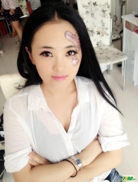 孟旸求职化妆师