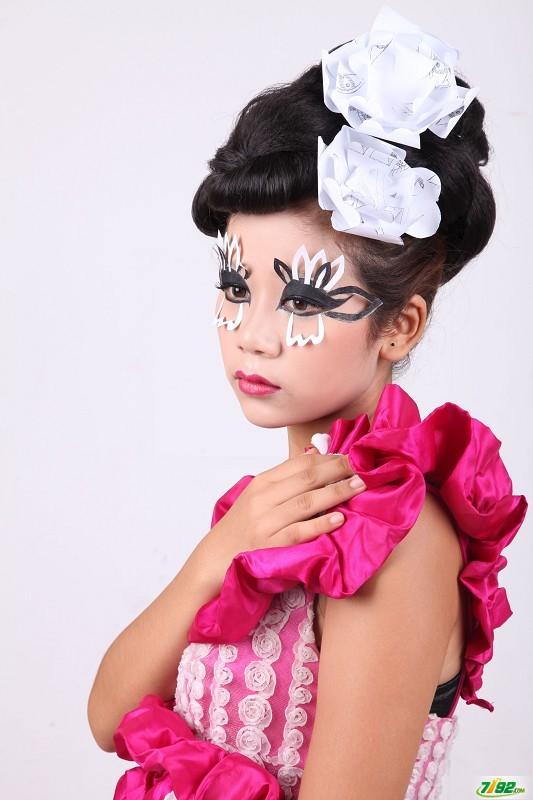 化妆师,化妆助理,儿童化妆师