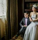 范慧军BOWEN.风格迥异的大片新娘跟妆整体设计图