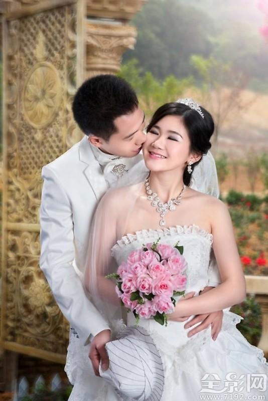 婚纱照,个人写真,古装