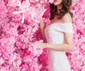 女生婚纱照图片 给你的美定格
