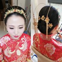 中式新娘 秀禾造型