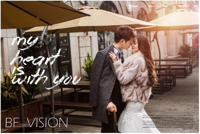 南京理想中的婚纱照是什么样子的?