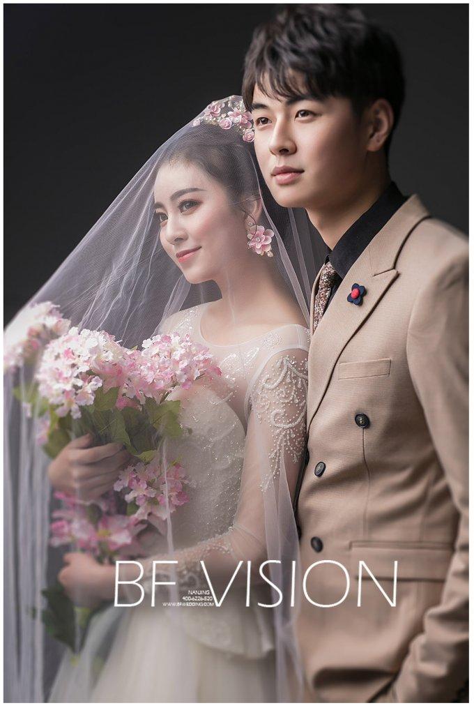 如何打造韩式小清新的新娘妆容