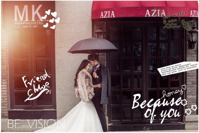 南京拍韩式婚纱摄影的注意事项