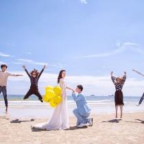 五月客片欣赏--烂漫沙滩