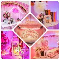 达林婚庆 新娘化妆婚礼跟拍摄影摄像服务套餐