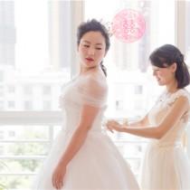 新娘全程跟妆 化妆培训