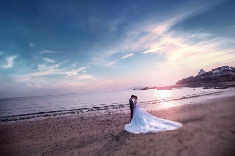 米兰婚纱3888元婚纱摄影图片
