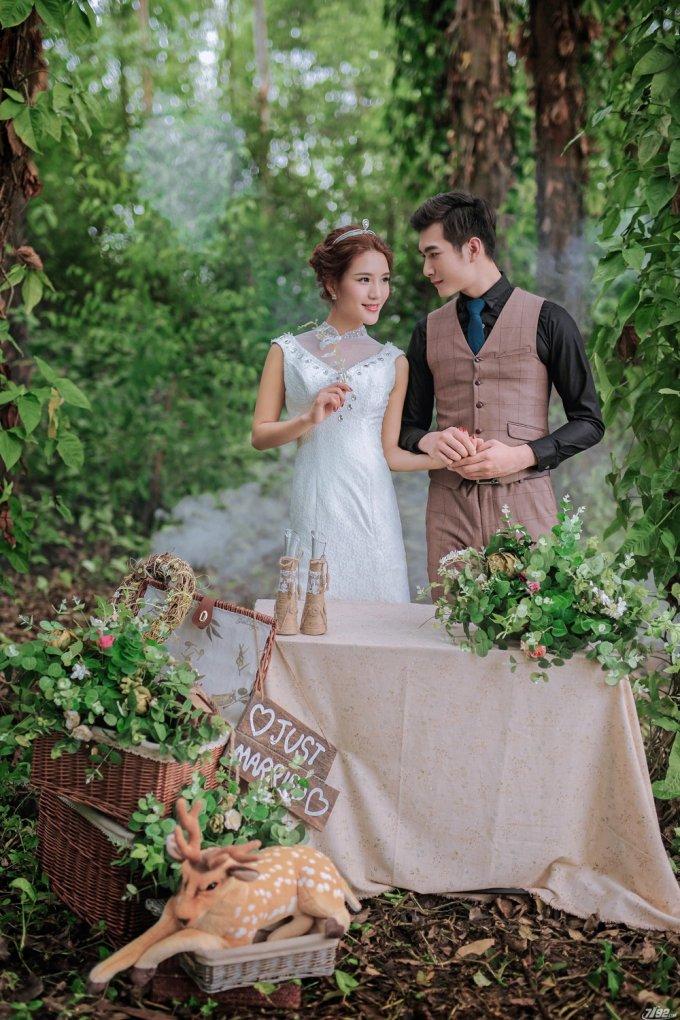 花都新娘婚纱饰品搭配技巧 如何搭配婚礼当天造型