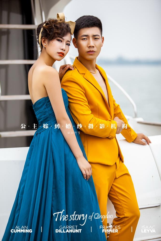 游艇婚礼—凯特琳Yachtwedding-Caitlin