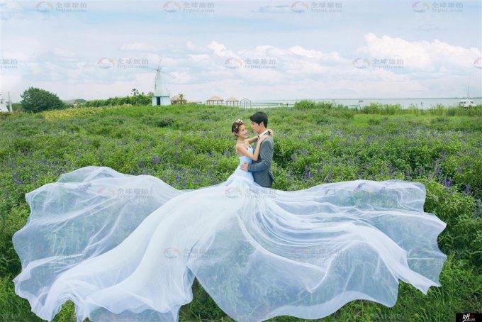 完美韩式婚纱照姿势攻略大全-拍婚纱照攻略