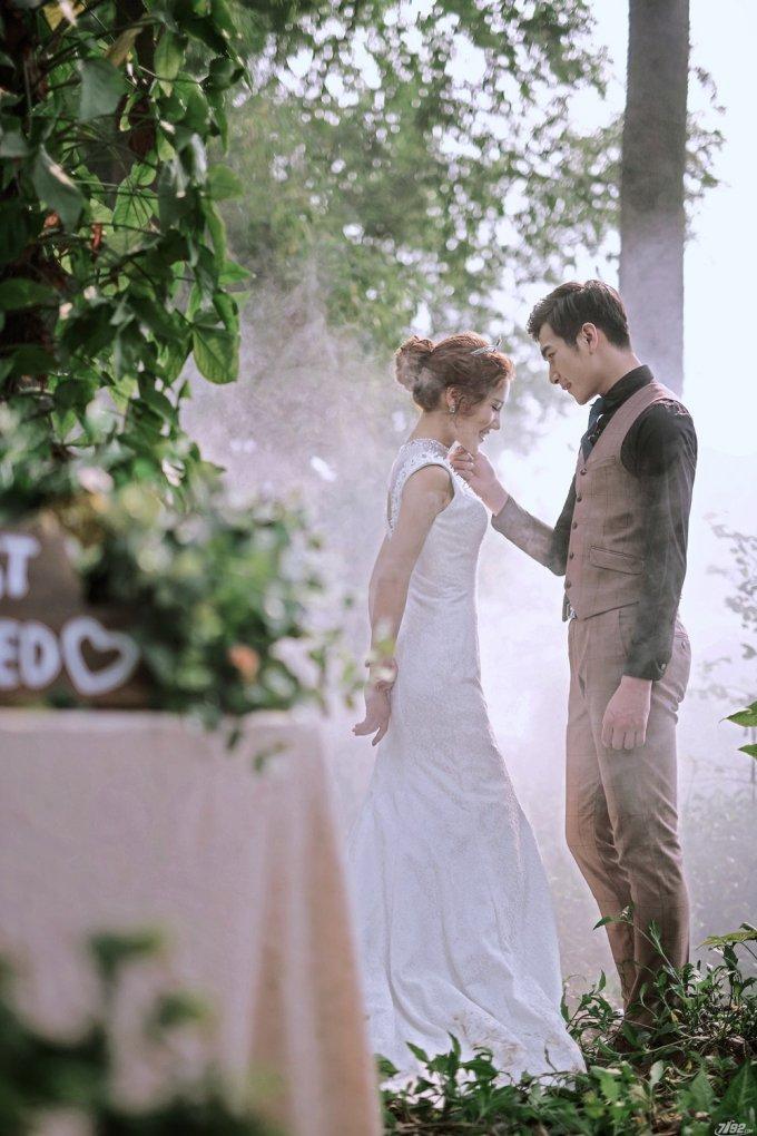 小胸新娘拍婚纱照注意事项大全-拍婚纱照攻略