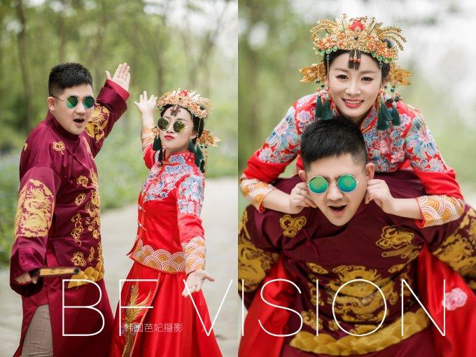 南京新人外景婚纱照拍摄攻略 外景拍摄注意