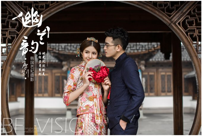 南京矮个子的新娘怎样选择自己的婚纱