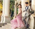 北京婚纱照——新娘拍婚纱照化咬唇妆可好?