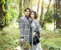 北京婚纱摄影——婚纱照笑与不笑都有绝招