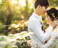北京婚纱照——DIY制作新娘头饰 打造更具色彩婚礼