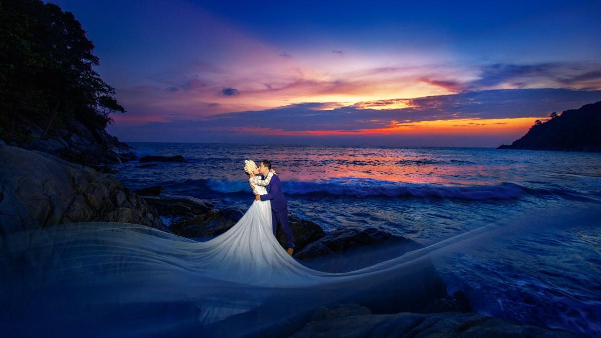 巴厘岛婚纱照巴厘岛样片 - 星火摄影工作室