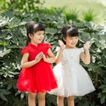 【影像日记】徐婉晴、徐婉馨,四岁