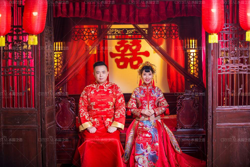图片描述...北京水晶之恋婚纱摄影