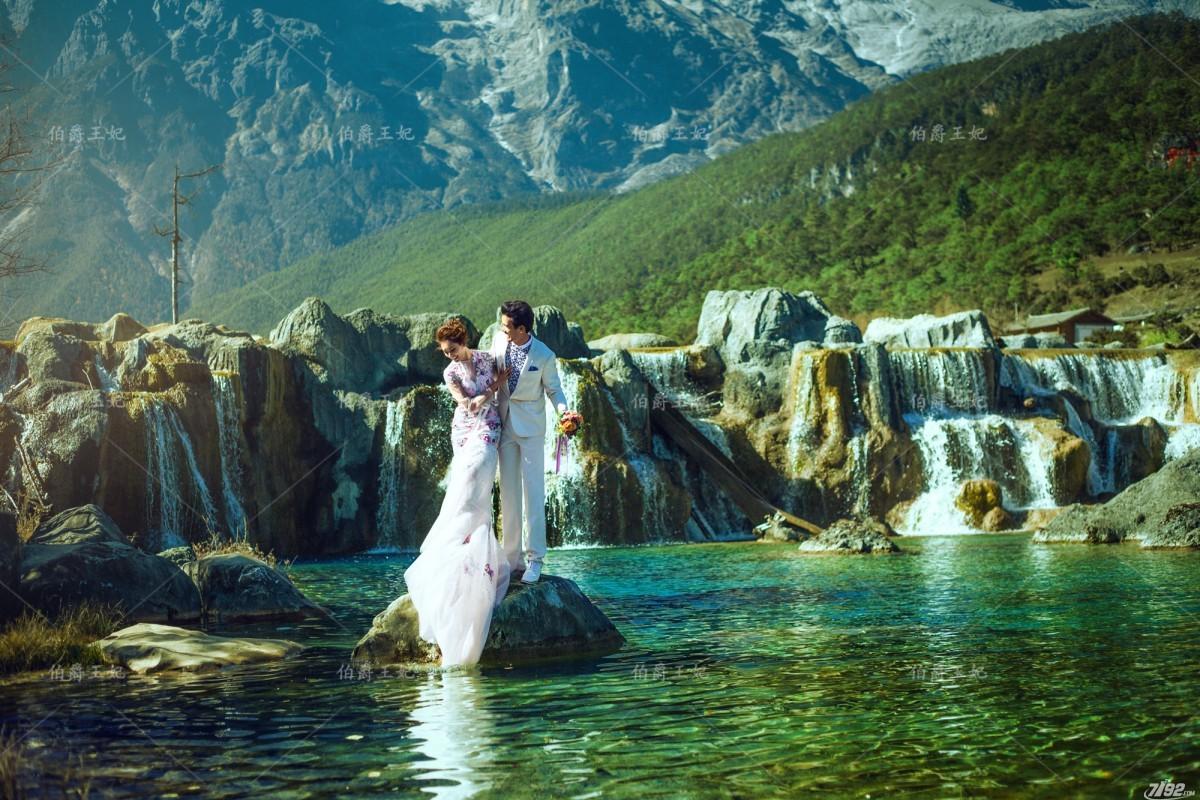 壁纸 风景 旅游 瀑布 山水 桌面 1200_800